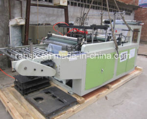 Wq-600 Computer PE Apron Roll Making Machine pictures & photos