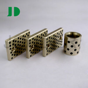 Oilless Guide Bushing Guide Plate in Bronze and Graphite pictures & photos