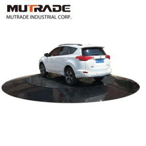 Car Rotating Platform Garage Car Turntable for Sale pictures & photos
