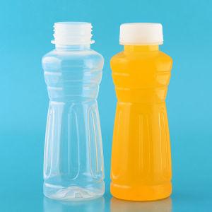 300ml Transparent Hot Filling Juice Bottle pictures & photos