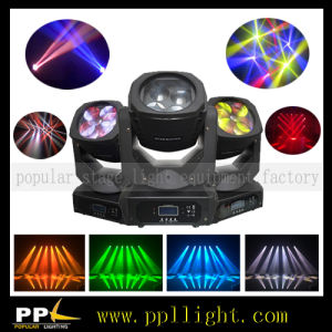 Lens Rotating 4PCS 25W Moving Head LED Light pictures & photos