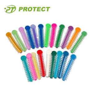 Ortho Dental Super Orthodontic Elastic Ligature Tie