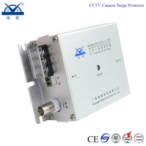 CCTV System Camera Video Data Power Line 3in1 Surge Protector pictures & photos