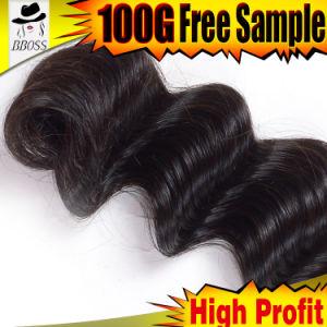 Highlight Human Hair of Brazilian Hair Extension pictures & photos