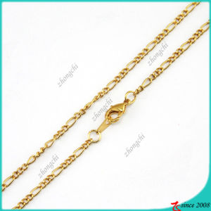 Fashion Gold Chain Necklace for Floating Locket (FN16040838)