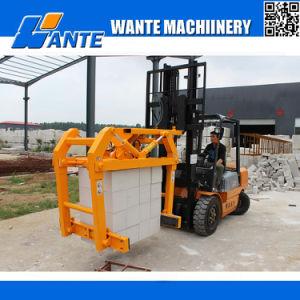 Automatic Hydraulic Pressed Concrete Block Machine (QT8-15) pictures & photos