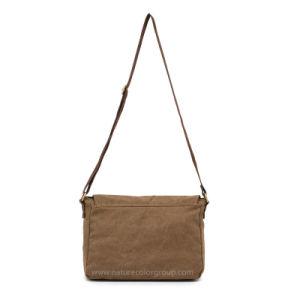 Fashion Canvas Shoulder Messenger Bag for Man pictures & photos