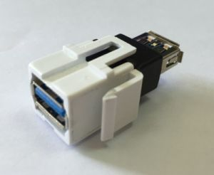 Keystone Adapter USB 3.0 pictures & photos