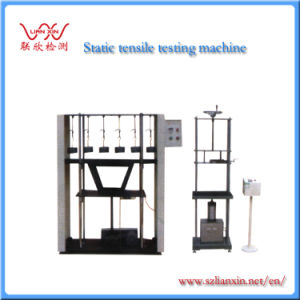 Static Tensile Testing Machine Lx-8816 pictures & photos