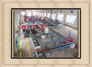 Automatic Pipe Spool Fabrication Production Line pictures & photos