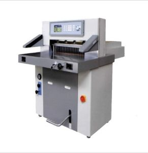 Fully Hydraulic Program Paper Cutter Hsqzk670c pictures & photos