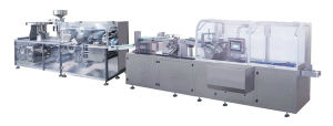 Blister Packing/Cartoning Production Line pictures & photos
