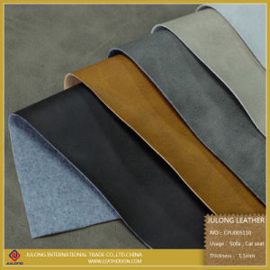 Printed PU Leather PRO-Environment (CPU005) pictures & photos
