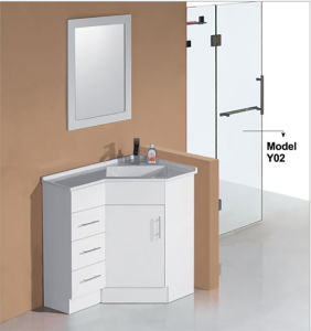 Home Hotel Cabinet Bathroom Vanity (PC9060) pictures & photos