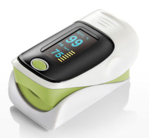 New OLED Screen Color Display Finger Pulse Oximeter - Martin pictures & photos