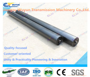 Durable Alloy Steel Roller for Belt Conveyor Idler pictures & photos