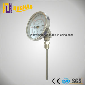 High Quality Stainless Steel Industrial Bimetal Dial Thermometer(Jh-Bt-Wss0 pictures & photos