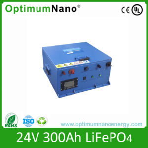 24V 300ah Life Battery for E-Bus, Hybrid Bus, Electric Car pictures & photos