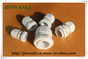 UL Approved Metric IP68 Nylon Waterproof Plastic Cable Gland pictures & photos