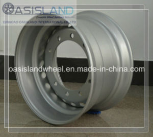 Steel Disc Wheel Rim 11.75X22.5 for Trailer pictures & photos