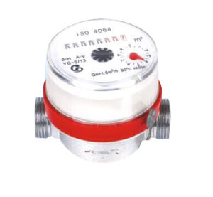 Single Jet Water Meter, Body Length 80mm pictures & photos