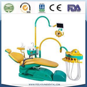 Kid′s Dental Unit Dental Equipment Dental Chair pictures & photos