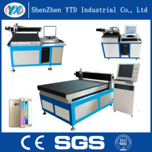 Mobile Phones Toughened Glass Membrane/Cover Plate Cutting Machine pictures & photos