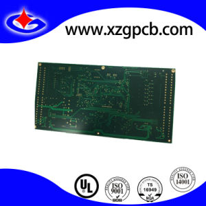 Multilayer Gold-Plated Printed Circuit PCB for Electronics pictures & photos