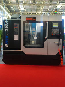 Cheap CNC Milling Machine for Metal and Precision Parts Processing Vmc (850B) pictures & photos
