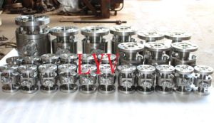 Dbb Stainless Steel Ball Valve pictures & photos