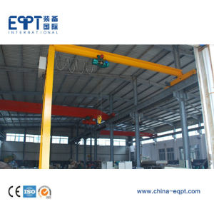 High Quality Competitive Price Semi Gantry Crane Semi Goliath Crane