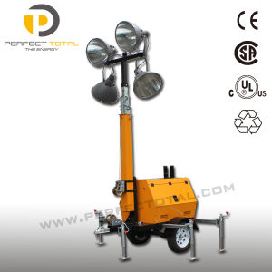 Diesel Power Light Tower pictures & photos