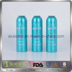 Aluminium Aerosol Can for Cosmetics pictures & photos