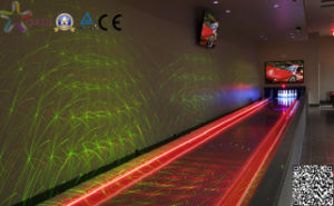 Reconditioned Bowling Alley with Neon Laser Lighting pictures & photos