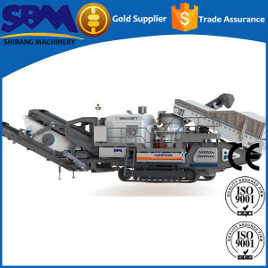 China Topic Mobile Crusher Stone Crushing Plant Price pictures & photos