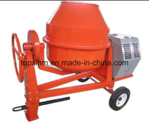 China 450L Portable and Movable Concrete Mixer pictures & photos