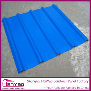 Corrugated Roof Tile Widely Used for Steel Structure pictures & photos