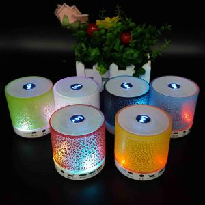 Mini Portable Loudspeaker USB Wireless LED Lighting Speaker pictures & photos