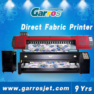 Garros Tx180d Digital Direct to Fabric Textile Flatbed Printer pictures & photos
