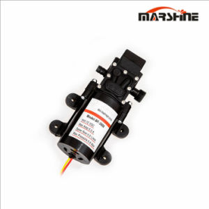 DC 12V Micro Electric Self-Priming Diaphragm High Pressure Cleaning Pump pictures & photos