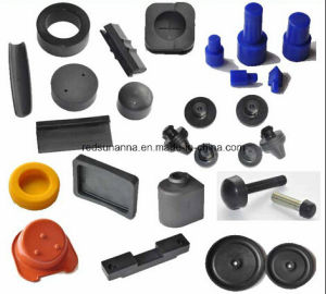 Custom Molded Auto Rubber Part
