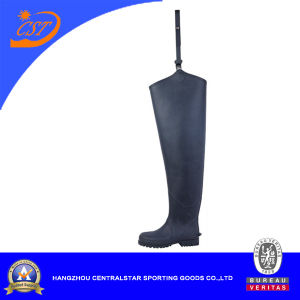 100% Natural Rubber Hip Wader 6695A