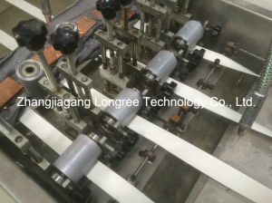 PVC Edge Banding Extrusion Line High Glossy Wood Grain Edge Banding Machine pictures & photos
