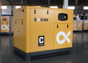 Bd-50pm Baldor Pm Permanent Magnet VSD Screw Air Compressor pictures & photos