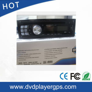 Detachable 1-DIN Car DVD/MP3/USB/SD Player in Dash FM Receiver Car Stereo Audio pictures & photos