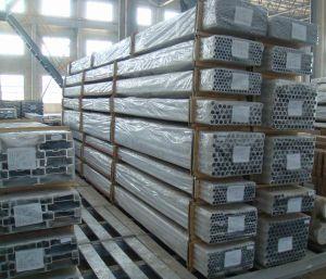6063 aluminium round tube pictures & photos