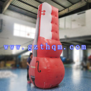 Inflatable Violin Model Outdoor Advertising/Inflatable Advertising Products pictures & photos