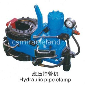 Hydraulic Pipe Clamp (BQ NQ HQ PQ) pictures & photos