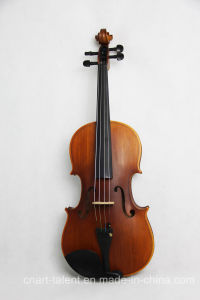 Antique Finish Violin (V-011) pictures & photos