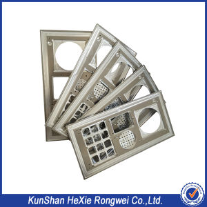 Custom CNC Milling Aluminum Parts with Quality Warranty pictures & photos